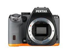 NEW BOXED PENTAX K-S2 KS2 CAMERA BODY BLACK ORANGE