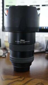Nikon 17-55 f2.8 G ED DX SWM IF  lens