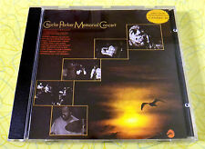Charlie Parker Memorial Concert ~ Music CD ~ Rare Jazz Chess Records Made In EEC