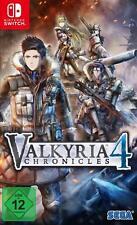 Sega Valkyria Crónicas (IV) 4 - Le Launch Edition Interruptor