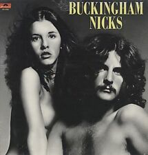 Buckingham Nicks Gatefold Lp rare Fleetwood Mac