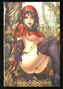 Grimm Fairy Tales #1 NM+ 9.6 EBAS Jay Company Lolita Nude Variant