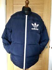 Nuevas Adidas Originals SST Duck Down Relleno Puffa Abrigo Chaqueta Tamaño Mediano Muy Raro
