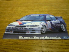 FORD MONDEO TOURING CAR, RADISICH ORIGINAL STICKER DECAL