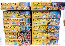 2001' Bandai SAINT SEIYA 12 Zodiac Gold Plastic Model Set (Full set)