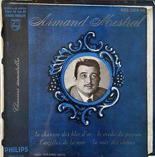 "Armand Mestral - Chansons Immortelles - Vinyl 7"" 45T (Single)"