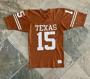 Vintage Texas Longhorns Champion College Football Jersey, Size Small