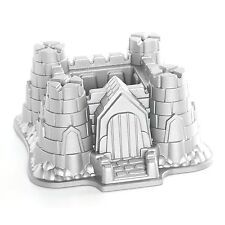 Mould for Cake And Biscuit Model Castle Pastry Aluminium