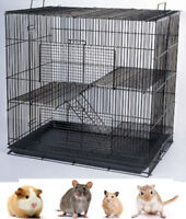 NEW Chinchilla Guinea Pig Rat Dwarf Hamster Mice Rat Degu Rabbit Mouse Cage 217