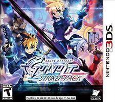 Azure Striker Gunvolt: Striker Pack (Nintendo 3DS, 2016)
