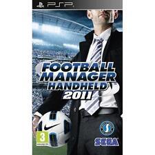 Football manager Handheld 2012 Sony PSP Español precintado
