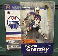 McFarlane NHL Figure Wayne Gretzky Legends Series 1 New Variant Chase