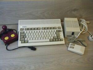 VINTAGE COMMODORE AMIGA A600 BUNDLE COMPUTER POWER PACK MOUSE JOYSTICK UNTESTED