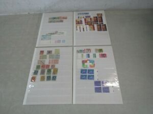 Nystamps Greece Spain Germany many mint old stamp & block collection