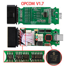OPCOM V1.70 for Opel OP COM OBD2 Diagnostic Scanner w/Flash Firmware Car