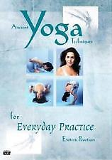 Ancient Yoga Techniques for Everyday Practice (DVD) R-All,  Like new, free post