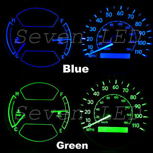 Replacement Cluster Led Kit 98-02 for Toyota Corolla or Chevy Prizm