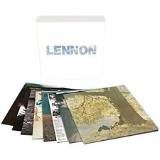 John Lennon Lennon 9 LP 180 Gram Remastered Vinyl BOX SET All 8 Solo LPs NEW