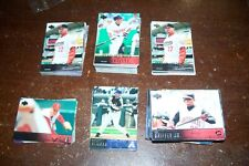 2004 Upper Deck series 2 217 card lot – 169 different - stars included!
