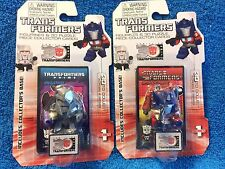 Transformers Figurines a 3D Puzzles  Megatron and Optimus Prime  New   B