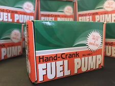 """C&Y  Hand Crank Fuel Pump for RC Aircraft and Helicopter """"Gas Oil & Engine Fuel"""