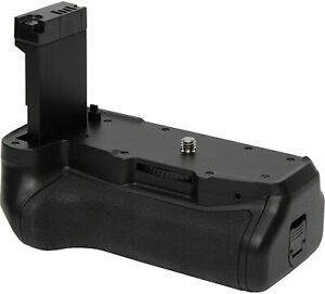 Pro Series Multi-Power Battery Grip for Canon EOS T7i / 800D / 77D