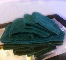 Fieldcrest Royal Velvet 4p Towel Set Hand/Washcloth 100% cotton Made in USA
