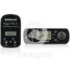 Hahnel Giga T Pro II for Olympus / Panasonic 2.4GHz Wireless Timer Remote