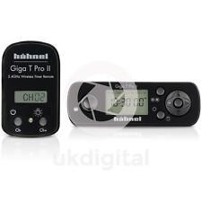 Hahnel Giga T Pro II pour Olympus/Panasonic 2.4GHz Minuteur sans fil télécommande