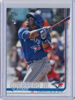 VLADIMIR GUERRERO JR. 2019 TOPPS SERIES 2 RC NO NUMBER SP #NNO BLUE JAYS
