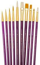 Pack of 10 Royal and Langnickel Natural Hair Super Value Brush Set Artist SVP8
