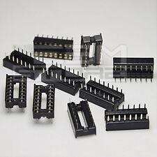10 pz zoccoli 16 pin per circuiti integrati DIL - ART. FY04