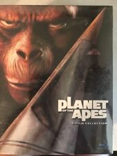 Planet of the Apes 5 Film Collection ~ BRAND NEW 5-DISC BLU-RAY SC-FI BOX SET !!