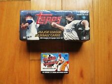 1999 Topps Factory Sealed Baseball Complete Set + Traded
