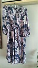 Witchery  silk dress 10 ec