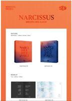 SF9: Narcissus 6th Min Album* Full Package+Poster (CD, FNC) K-POP