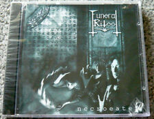 """Funeral Rites (Japon) - """"necroeater!"""" CD 2000 (NEW & SEALED)"""