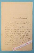 L.A.S 1875 Ltn Colonel PELET DE LAUTREC château BRIORD Port-Saint Père FRION Las