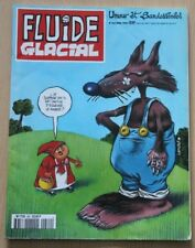 Magazine Fluide glacial n°262 - avril 1998