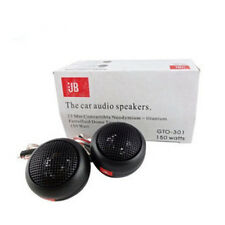 1 pair JBL GTO-301 Dome Tweeters Car audio speaker 150w Tweeter Speaker