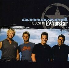 LONESTAR (COUNTRY) - AMAZED: THE BEST OF LONESTAR USED - VERY GOOD CD