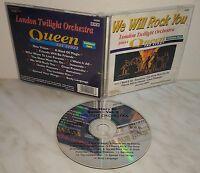 CD QUEEN - LONDON TWILIGHT ORCHESTRA PLAYS QUEEN