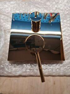 Hansgrohe Axor Starck X Wannenarmatur Unterputz 10445990 polished gold-optic