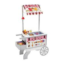 Melissa & Doug Snacks and Sweets Food Cart Zp14168