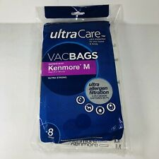 Ultracare Vacuum Bags Kenmore M