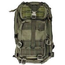 "Drago Gear Tracker Backpack 18""x11""x11"" OD Green Finish 14-301GR"