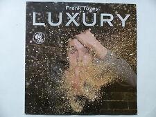 "MAXI 12"" FRANK TOVEY Luxury Remix 312016"