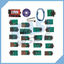 KIT PROGRAMMATORE EPROM USB NEW UPA v1.3 FULL SET ADATTATORI ECU versione 2014