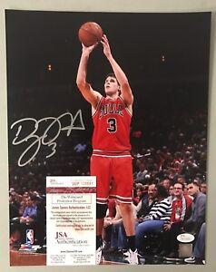 91301 Doug McDermott Signed 11x14 Basketball Photo AUTO JSA COA Bulls