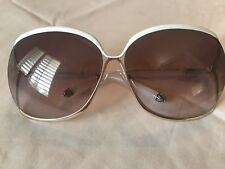 Authentic Chrome Hearts Eyewear Fish Eye Collection Sun Glasses Sterling Silver